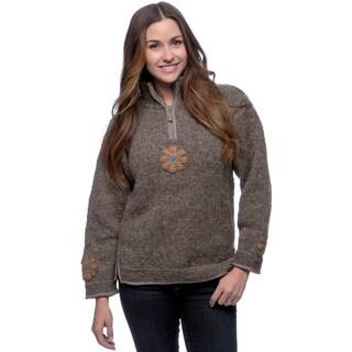 Laundromat Women's 'Woodstock' Wool Sweater