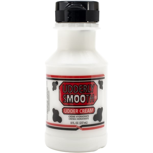 Udderly Smooth Cream-8oz Bottle