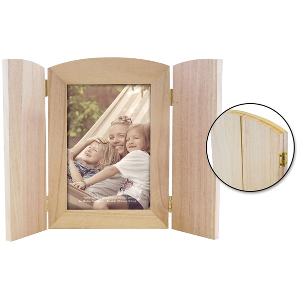 "5""X7"" Blinder Doors For 4""X6"" Photo Frame-"