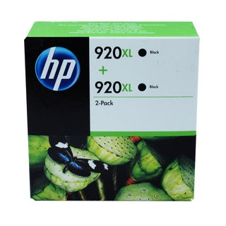 HP 920XL Black Officejet Ink Combo Pack