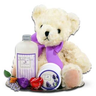 Lavender Spa Tray