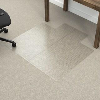 Dimex Pro Glide Fold-n-Go Vinyl Chair Mat for Carpet
