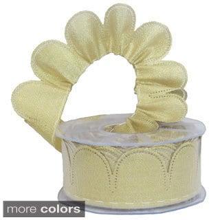 Margherita Metallic Confetti Ribbon