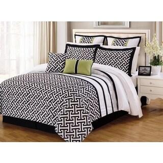 Fashion Street Katia 8-piece Comforter Set