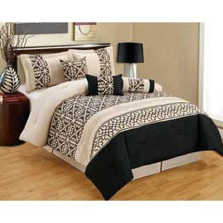 Fashion Street Cesear 7-piece Comforter Set