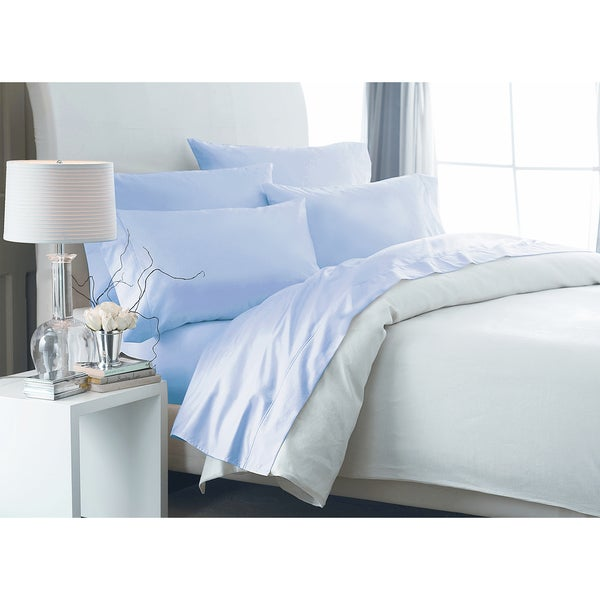 Chateau Collection 300 Thread Count Cotton 4-piece Sheet Set