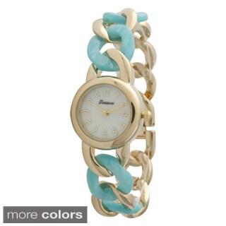 Olivia Pratt Women's Delicate Chain Link Watch