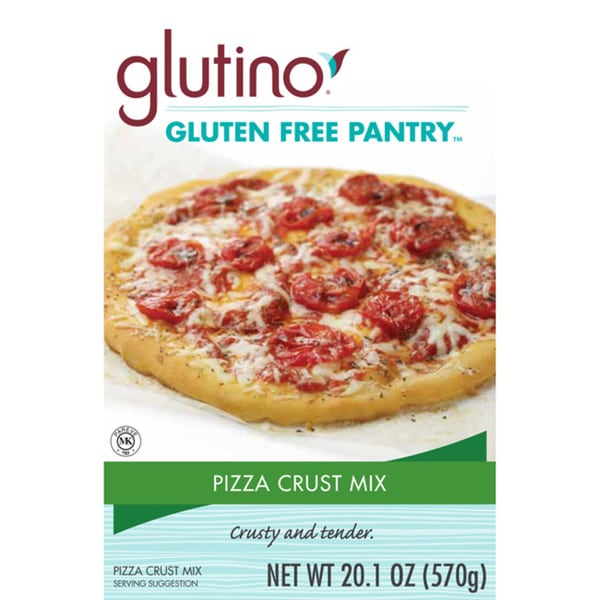 Gluten Free Pantry 20.1-ounce Pizza Crust Mix (Pack of 4)