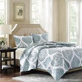 Harbor House Ogee Paisley Coverlet