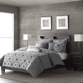 Metropolitan Home Sagrada 3-piece Duvet Cover Set