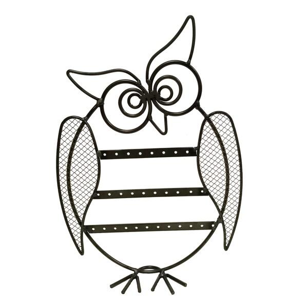 Owl Earring Holder