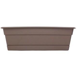 Bloem Dura Cotta Curated Window Box Planter (Pack of 6)
