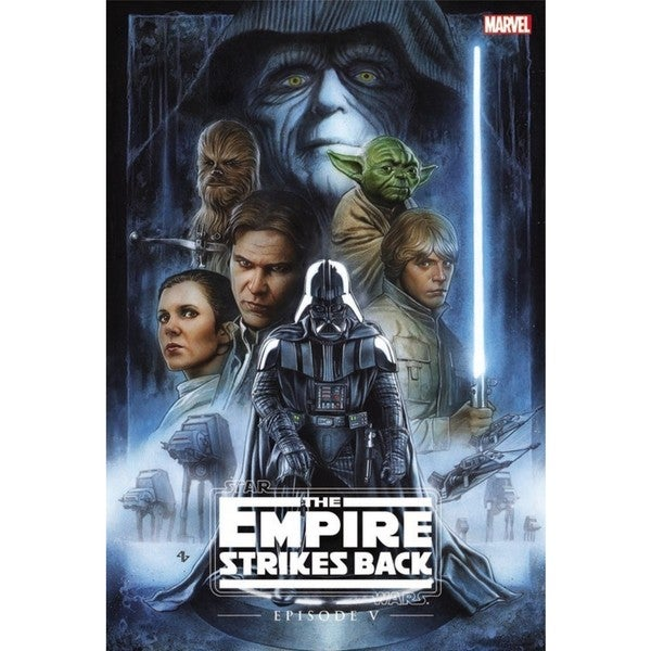 Star Wars Episode 5: The Empire Strikes Back (Hardcover) 14655672
