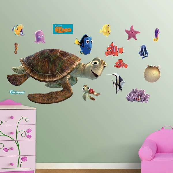 Fathead Nemo & Friends Wall Decals