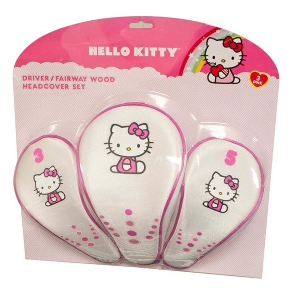 Hello Kitty Golf The Collection Headcover Combo Set