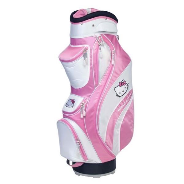 Hello Kitty Golf Mix and Match Cart Bag
