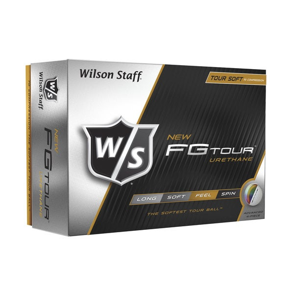 Wilson Staff FG Tour Golf Balls (Pack of 12)