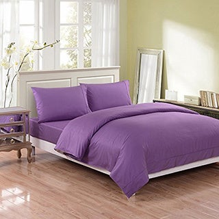 Honeymoon Bamboo 320 Thread Count Super Soft Breathable Fade-resistant 4-piece Sheet Set