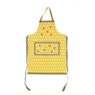Honey Bee Embroidered Aprons (Pack of 6)