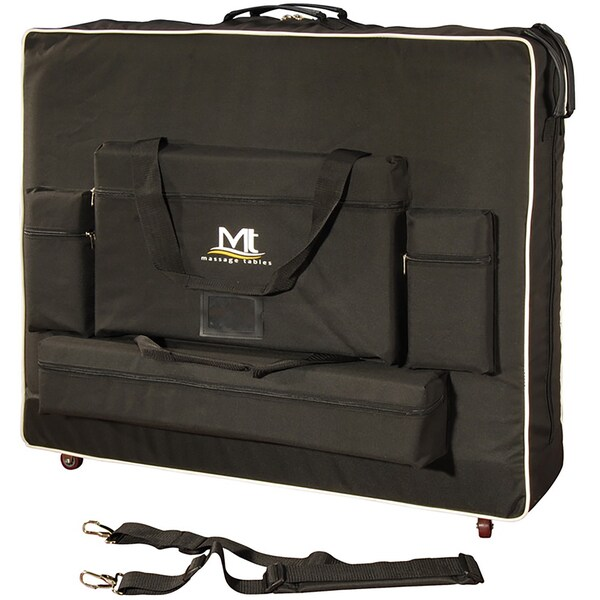 MT Massage 30-inch Deluxe Case with Wheels