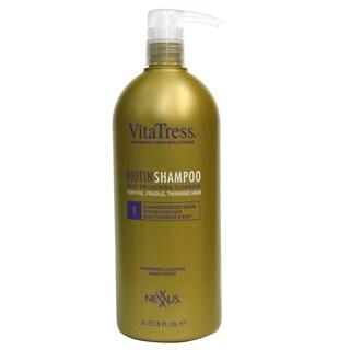 Nexxus Vitatress Biotin Shampoo (33.8-ounce)