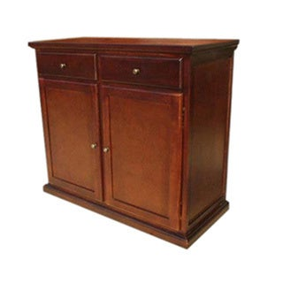 Handmade D-Art Mahogany Wood Nantucket Buffet (Indonesia)