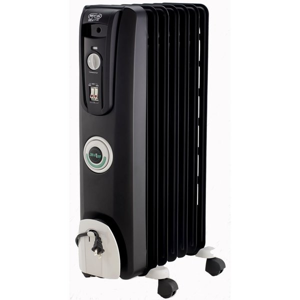 Delonghi Black ComforTemp Radiator