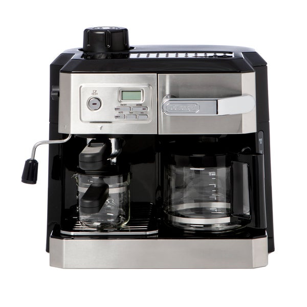 DeLonghi BCO330T Combination Coffee Espresso Machine
