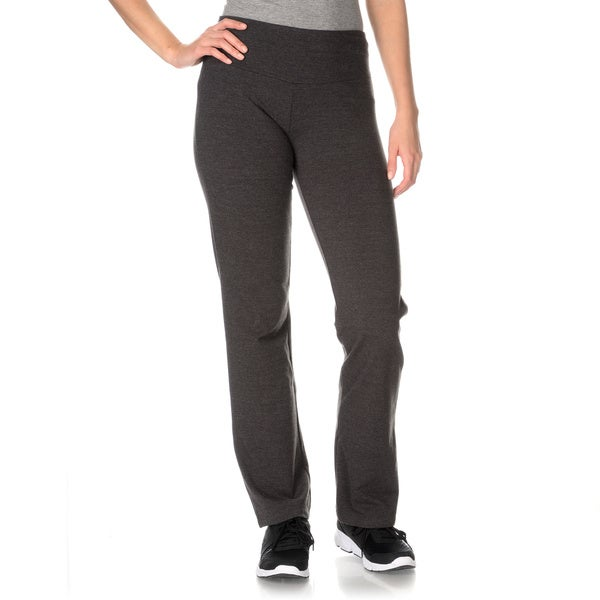Teez-Her Women's The Skinny Pant with Invisible Tummy Smoothing Panel