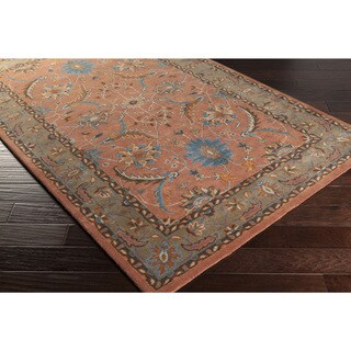Hand-Tufted Bethany New Zealand Wool Indoor Rug (9' x 13')
