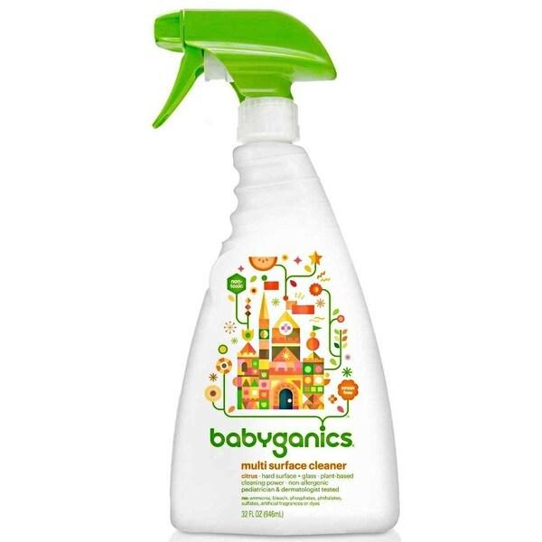BabyGanics 32-ounce BabyGanics All Purpose Cleaner - Citrus 14662723