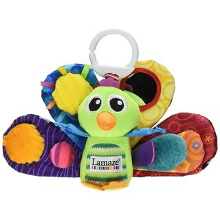 Lamaze Play and Grow Jacque the Peacock