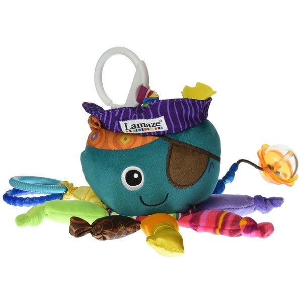 Lamaze Play and Grow Captain Calamari