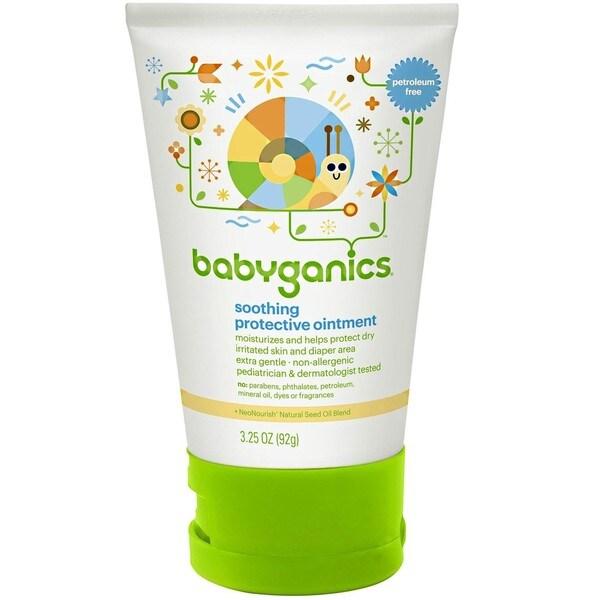 BabyGanics Healin' Groovy Protective Ointment - 3.5-ounce