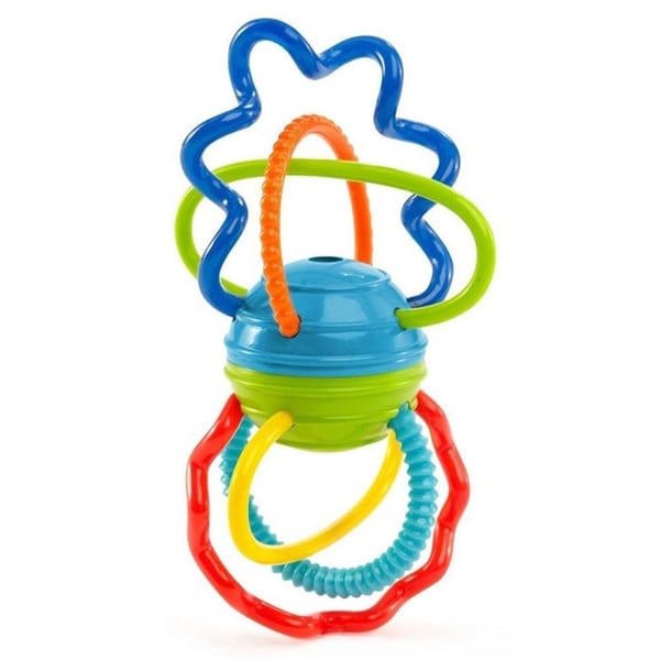 Rhino Toys Oball Clickity Twist