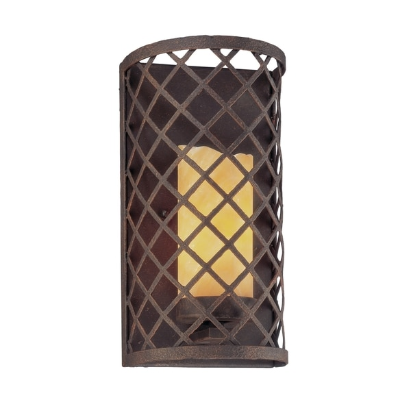 Troy Lighting Sienna 1-light Wall Sconce