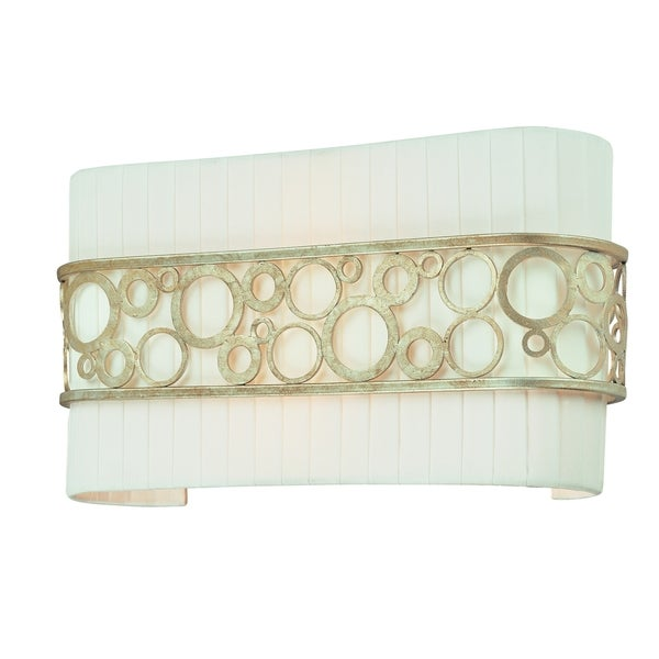 Troy Lighting Aqua 2-light Pocket Wall Sconce