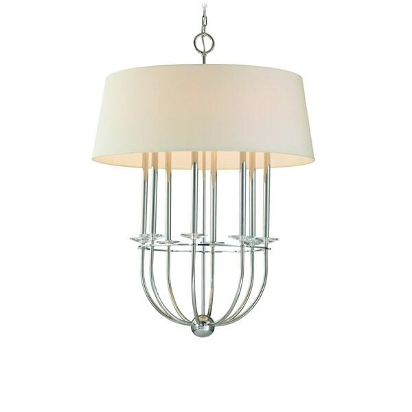 Troy Lighting Porter 8-light Pendant