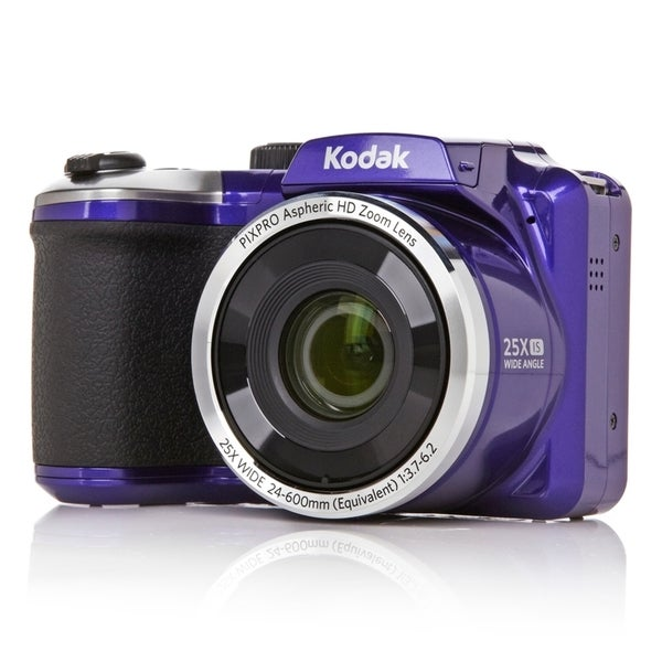 Kodak AZ251 16MP Purple Digital Camera