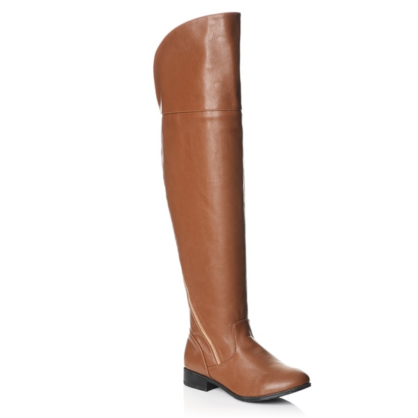 NY VIP Women's Over the Knee Riding Boot