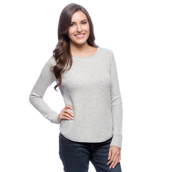 Ply Cashmere Women's Crew Neck Pullover