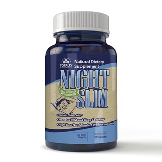 Night Slim-Night Time Weight Loss Pills (30 Capsules)
