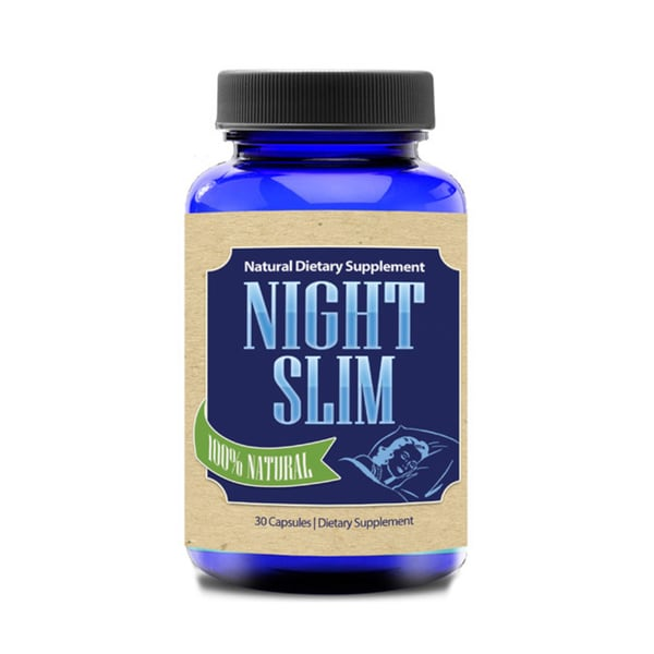 Totally Products Night Slim-Night Time Weight Loss Pills (30 Capsules)