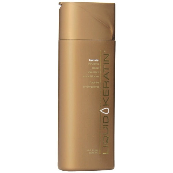 Liquid Keratin Infusing Deep De-Frizz 6.6-ounce Conditioner
