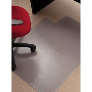 Dimex Roll-n-Go 45 x 53 Vinyl Chair Mat for All Pile Carpets