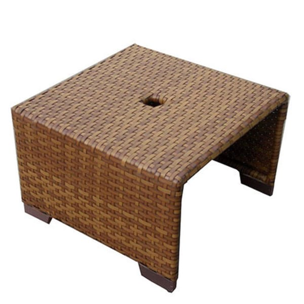 Panama Jack St Barths Coffee Table with Umbrella Hole 14664620