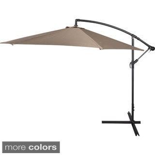 10-foot Deluxe Offset Patio Umbrella