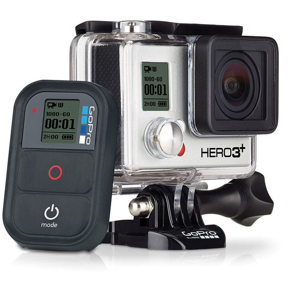 GoPro HERO3+ Black Edition (Refurbished)