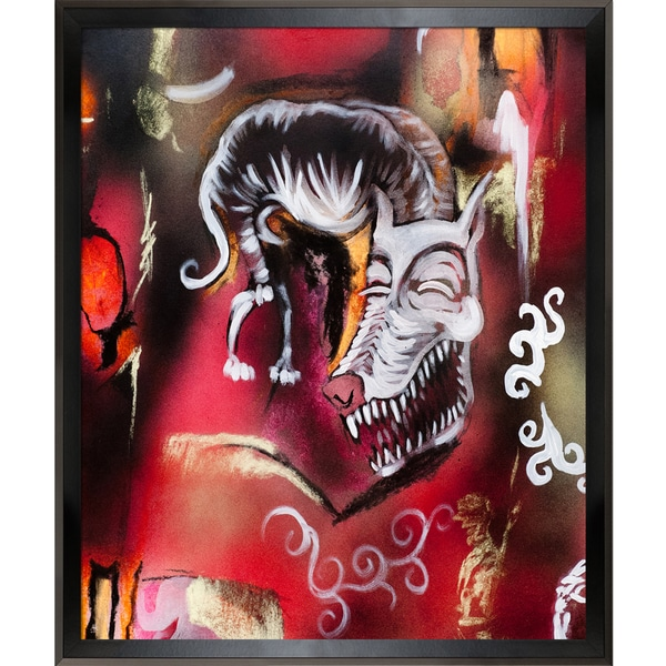 Jeffrey Pierson The Dogs Unleashed 1 Framed Fine Art Print