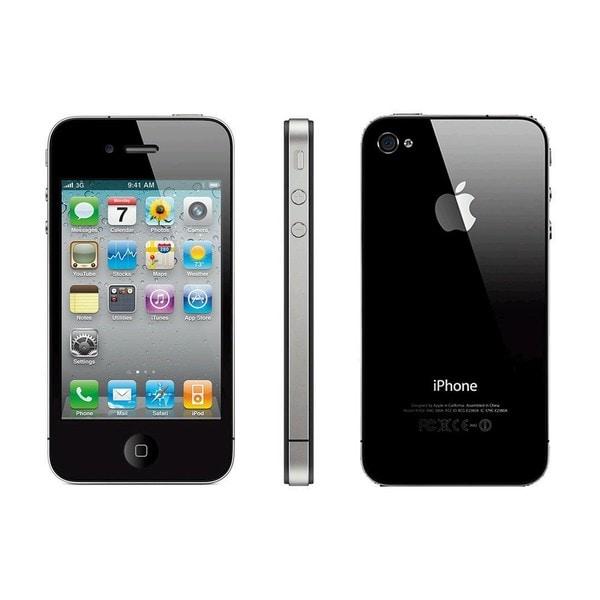 Apple 8GB iPhone 4S Black Unlocked Phone